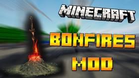 Скачать Bonfires для Minecraft 1.12