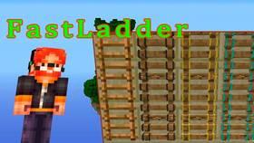Скачать FastLadder для Minecraft 1.12