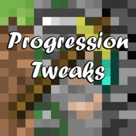 Скачать Progression Tweaks для Minecraft 1.12.2