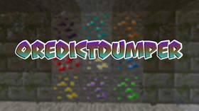 Скачать OreDictDumper для Minecraft 1.12.1