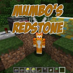 Скачать Mumbo's Redstone для Minecraft 1.12.2