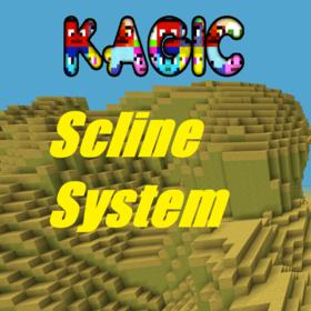 Скачать Kagic: Scline System для Minecraft 1.12.2