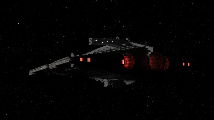 Conqueror Class Star Destroyer скриншот 2