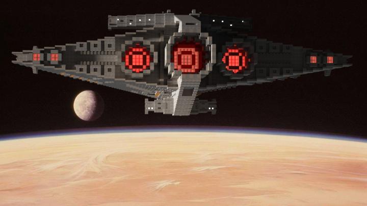 Conqueror Class Star Destroyer скриншот 3