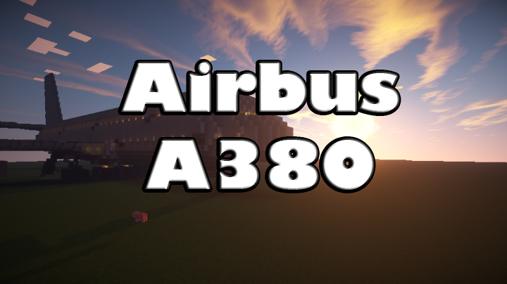 Airbus A380 скриншот 1