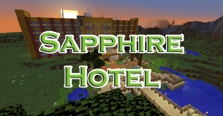 Sapphire Hotel скриншот 1