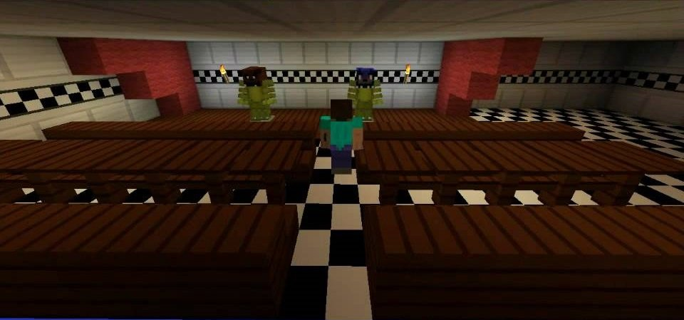 fazzbears family diner скриншот 3