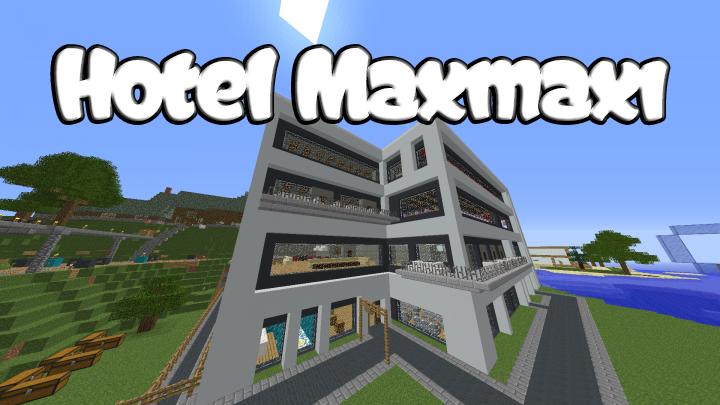 Hotel Maxmaxi скриншот 1