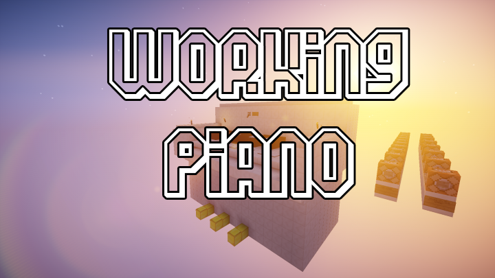 Working Piano скриншот 1