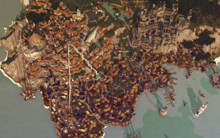 Novigrad TIMELAPSE скриншот 2