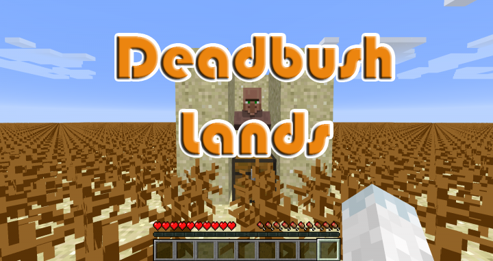 Deadbush Lands скриншот 1