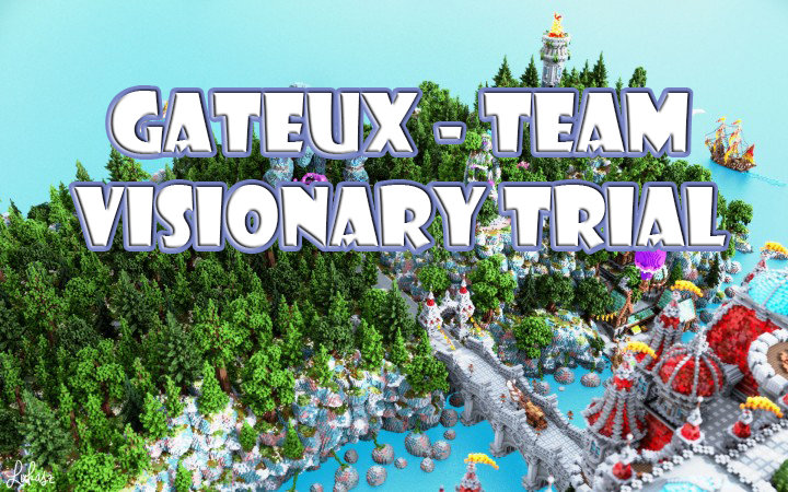 Gateux - Team Visionary Trial скриншот 1