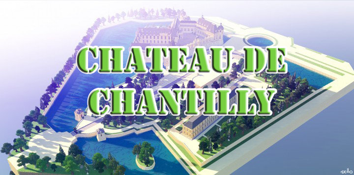 Chateau de Chantilly скриншот 1