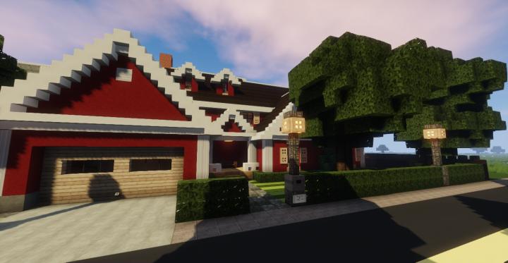 10 Suburban Houses скриншот 2