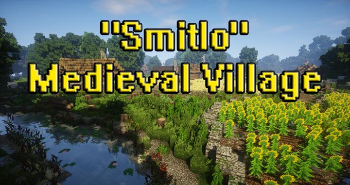 """""""Smitlo"""" Medieval Village скриншот 1"""