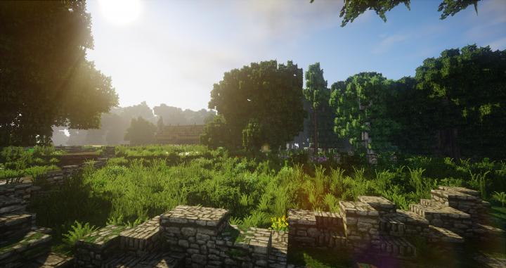 """""""Smitlo"""" Medieval Village скриншот 3"""
