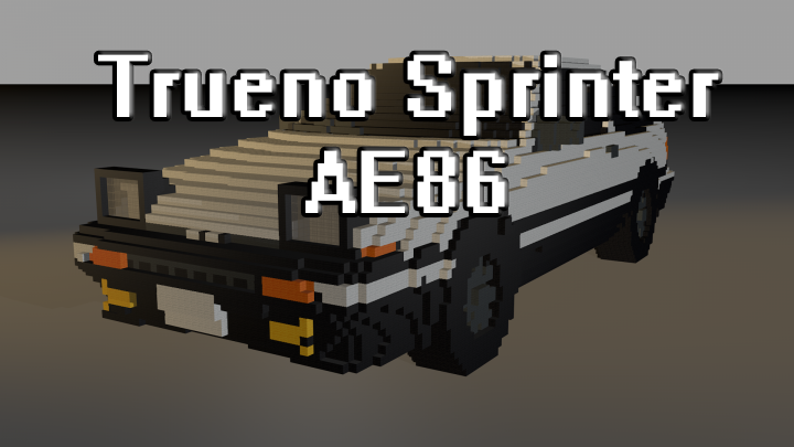 Trueno Sprinter AE86 скриншот 1