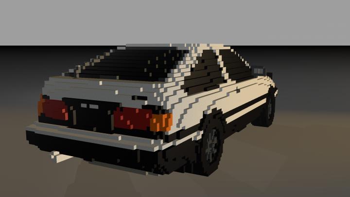 Trueno Sprinter AE86 скриншот 2