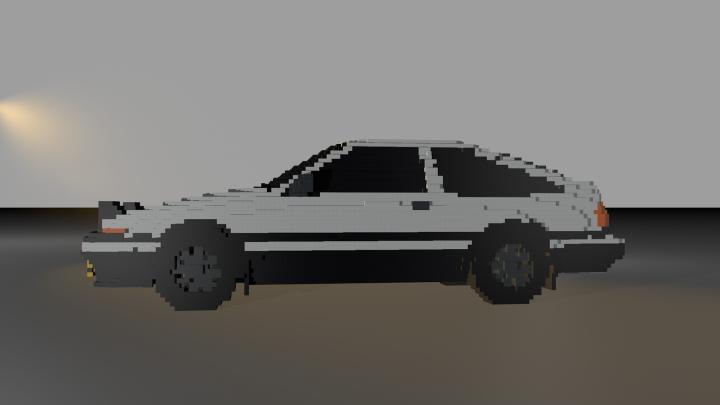 Trueno Sprinter AE86 скриншот 3