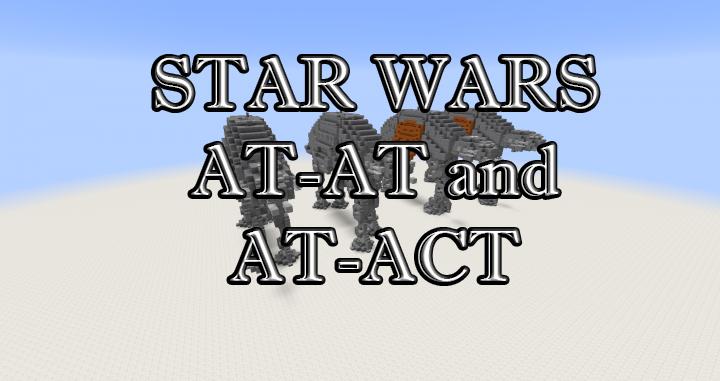STAR WARS AT-AT and AT-ACT скриншот 1