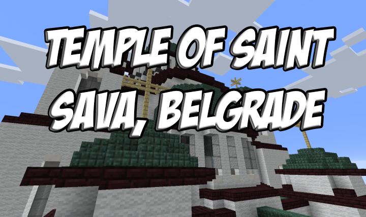 Temple of Saint Sava, Belgrade скриншот 1