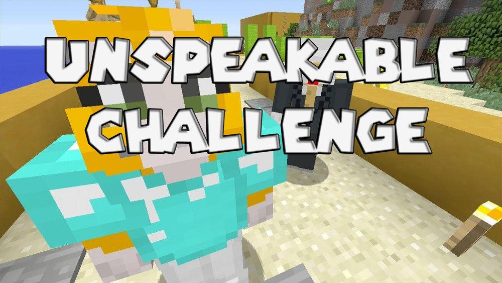 Unspeakable Challenge скриншот 1