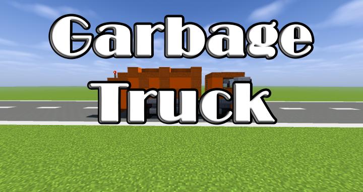Garbage Truck скриншот 1