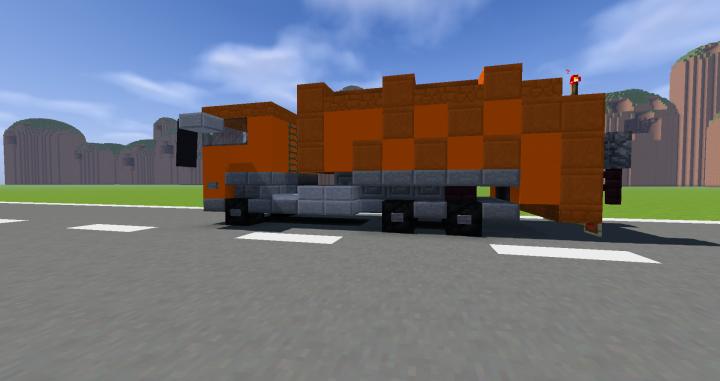Garbage Truck скриншот 2