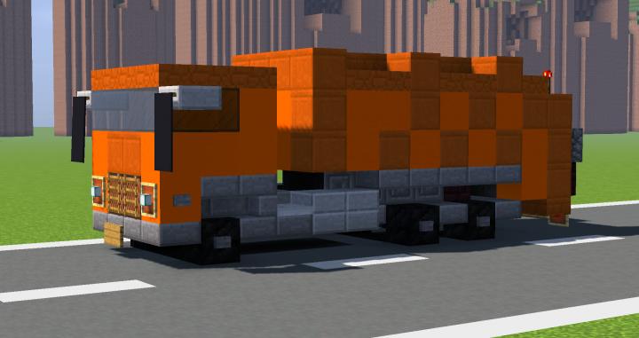 Garbage Truck скриншот 3
