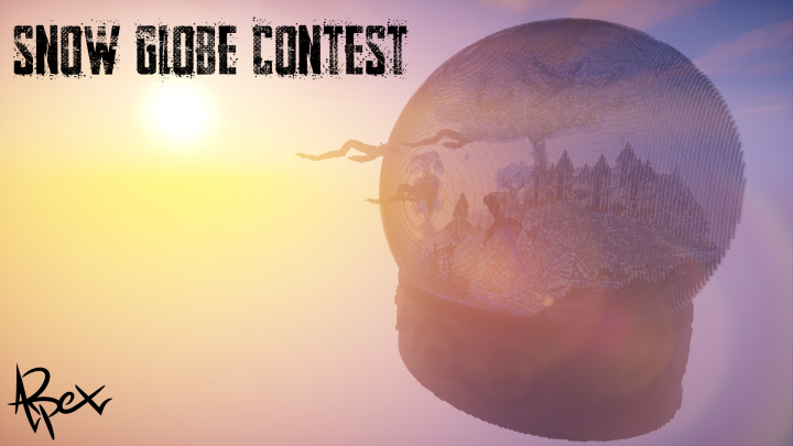 Snow Globe Contest скриншот 1