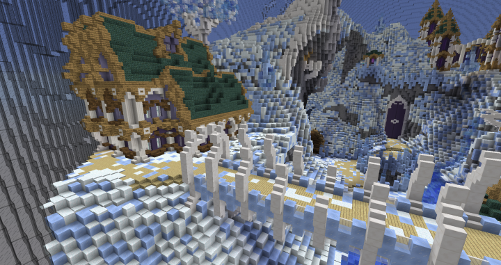 Snow Globe Contest скриншот 2