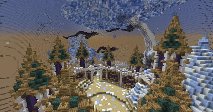 Snow Globe Contest скриншот 3