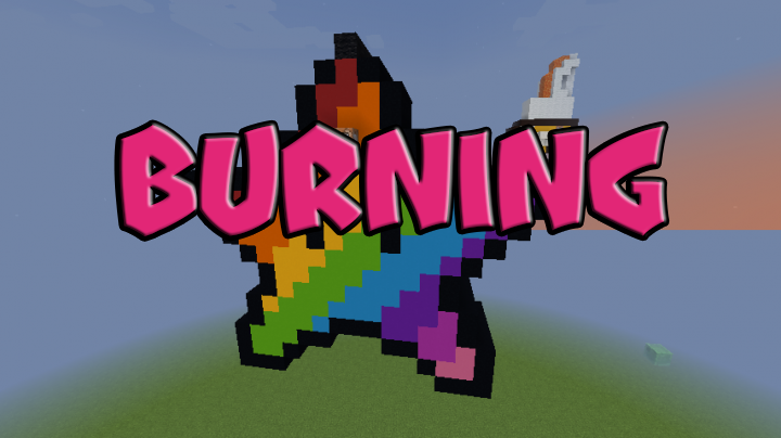 Burning скриншот 1