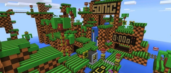 Sonic The Hedgehog скриншот 2