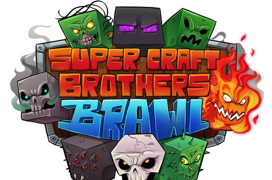 Super Craft Bros: Brawl скриншот 1