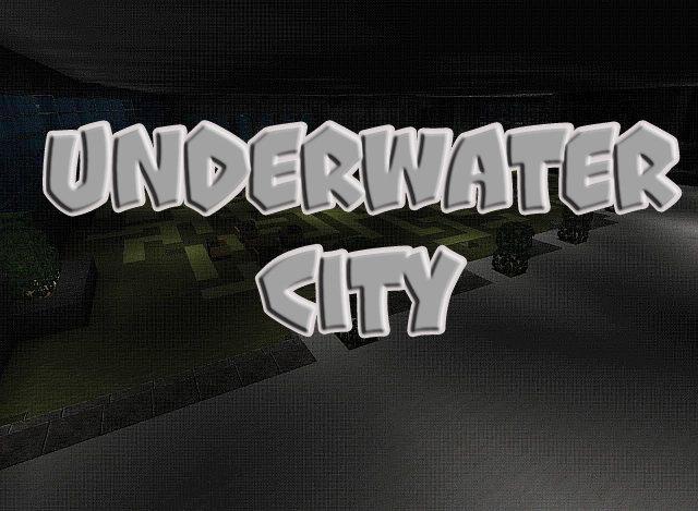Underwater City скриншот 1