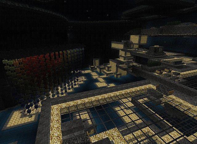 Underwater City скриншот 3