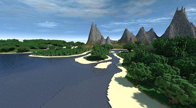 Elite Pixelmon Island скриншот 2