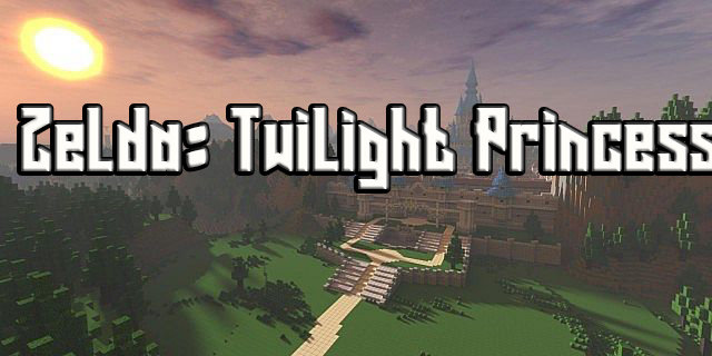 Zelda: Twilight Princess скриншот 1