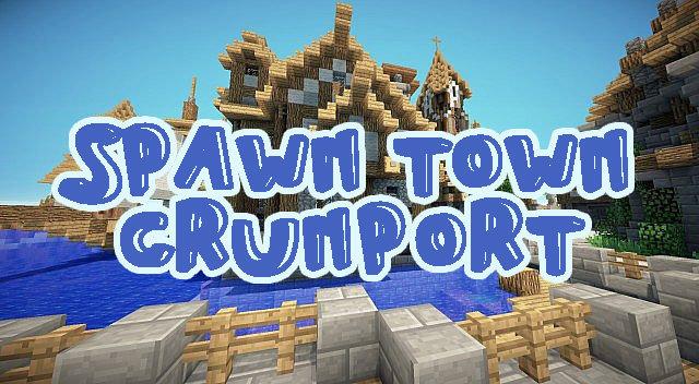 Spawn town Crunport скриншот 1