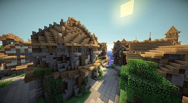 Spawn town Crunport скриншот 2