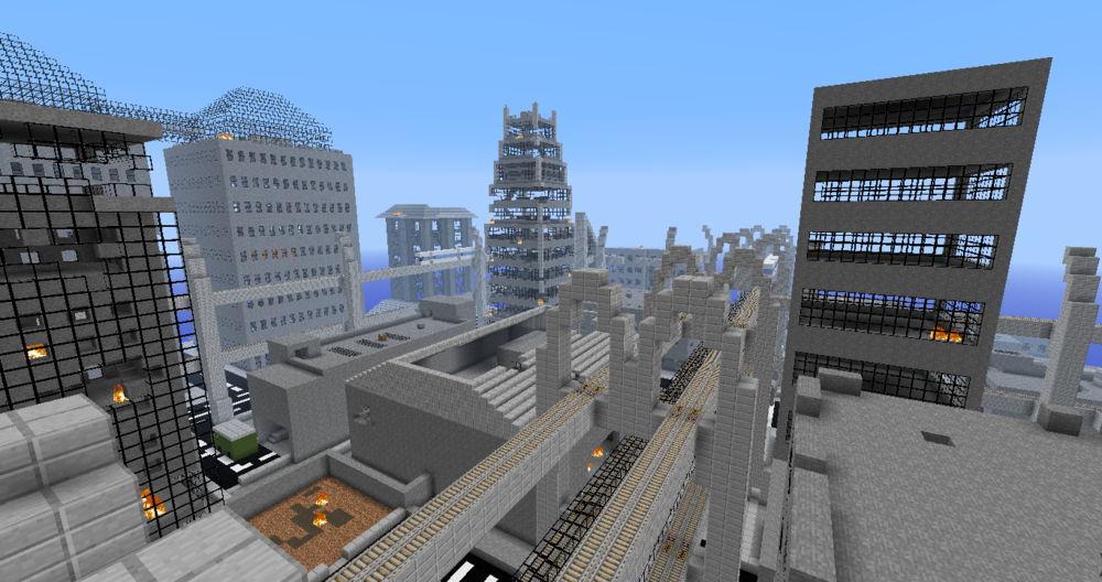Zombie Apocalypse скриншот 3