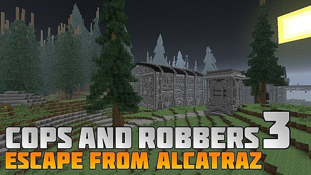 Cops and Robbers 3: Escape from Alcatraz скриншот 1