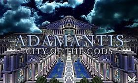 Скачать The City of Adamantis для Minecraft 1.8