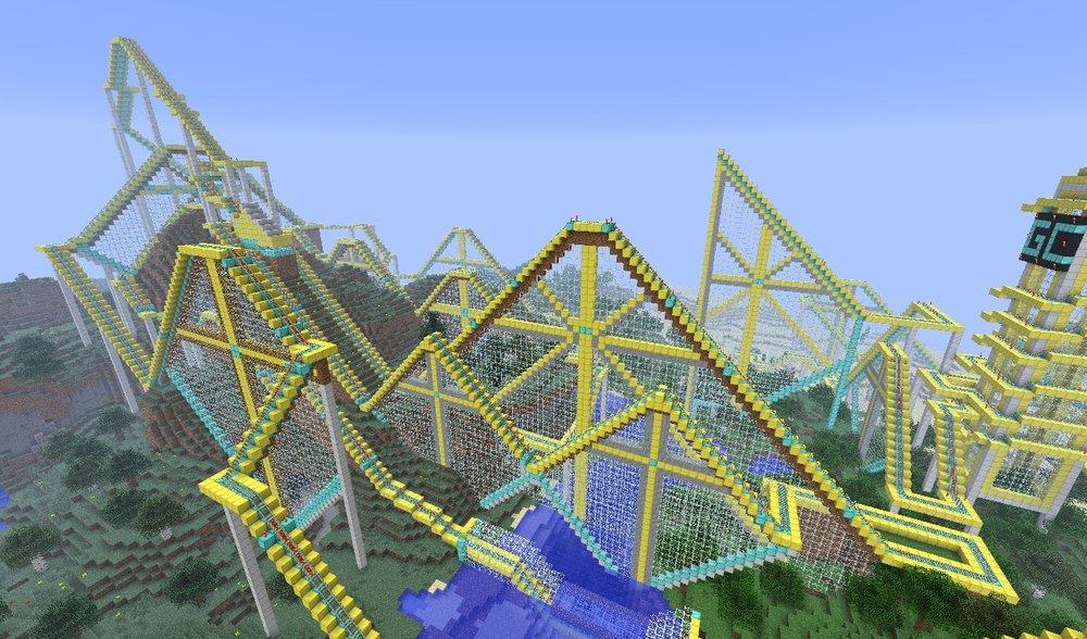 The Golden Coaster скриншот 3
