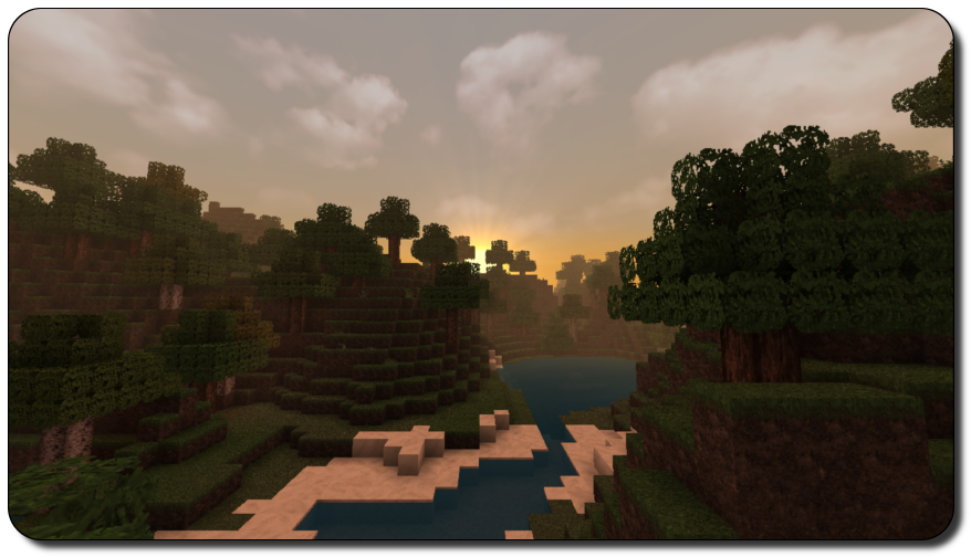 Pixel Reality - Atmosphere скриншот 2
