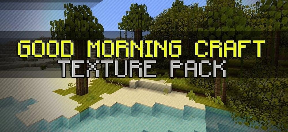 Good Morning Craft скриншот 1