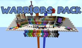 Скачать Warriors Pack для Minecraft 1.12.2