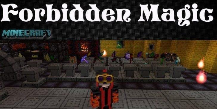 Forbidden Magic скриншот 1