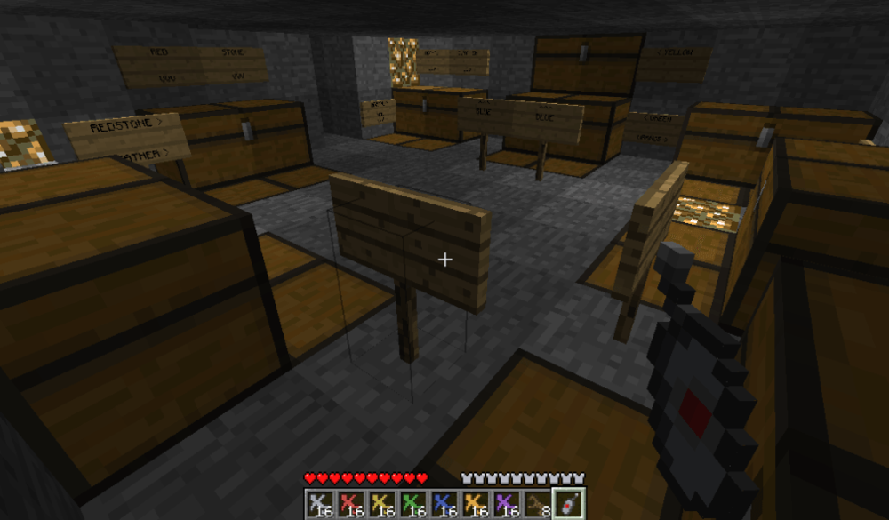 StartingInventory скриншот 3
